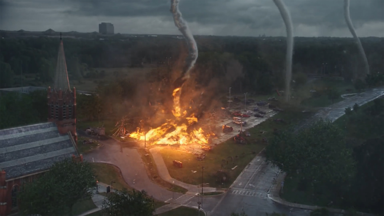 Into the Storm: 10 best and worst movie moments for a ...