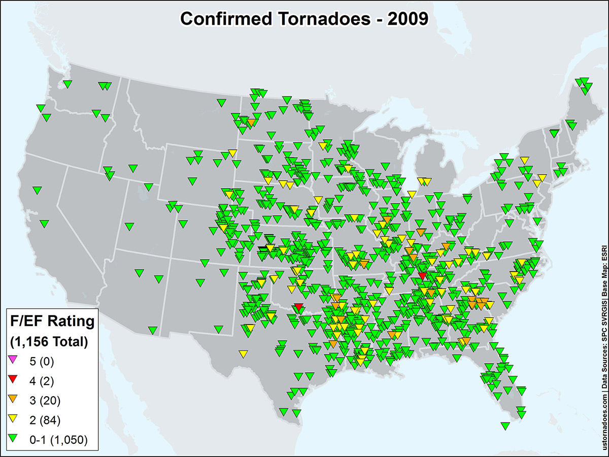 Map Of Life Expectancy In The US Shows Disparities Business - Map of us tornadoes