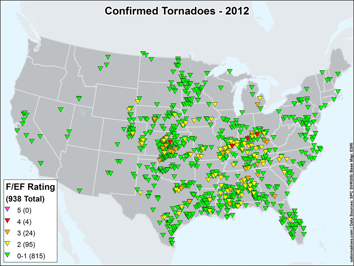 an overview of tornadoes The may 22, 2011, joplin tornado, rated ef–5 on the enhanced fujita tornado intensity scale, caused 161 fatalities and more than 1,000 injuries, making it the deadliest single tornado on record in the us since official records were begun in 1950 the damage to the built environment made this the.