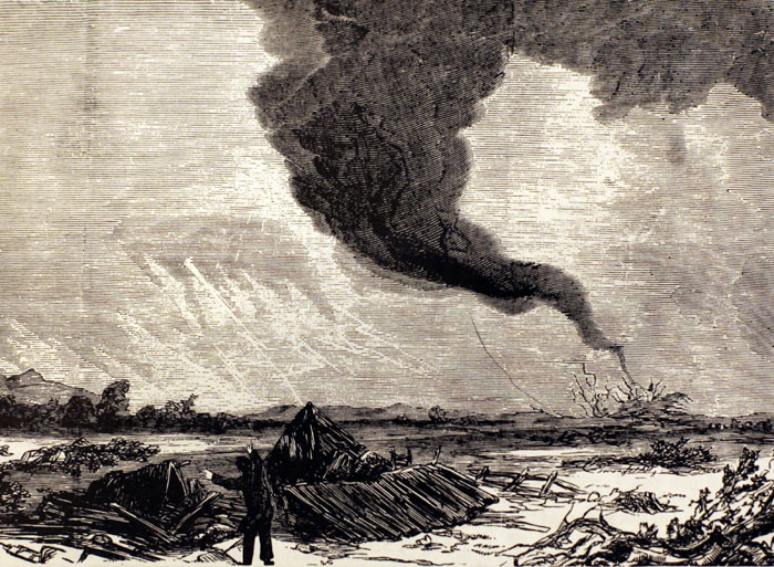 U S  Tornado History: Early American thought presented in