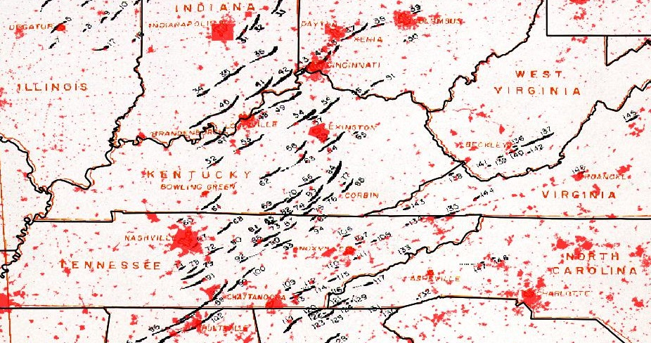 Looking back at the April 3-4, 1974 Super Outbreak