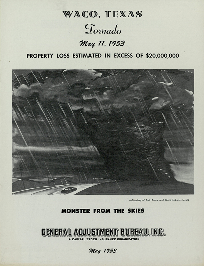 May 11, 1953 Waco F5: