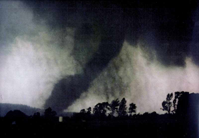 May 31, 1985: A tornado outbreak out of place