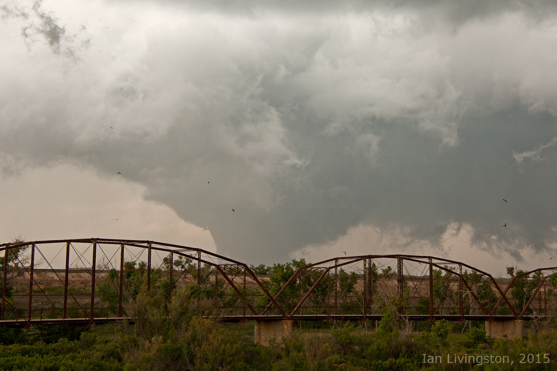 Weather For Livingston Texas : Chasecation 2015 Day 6 - Multiple tornadoes near Canadian ...